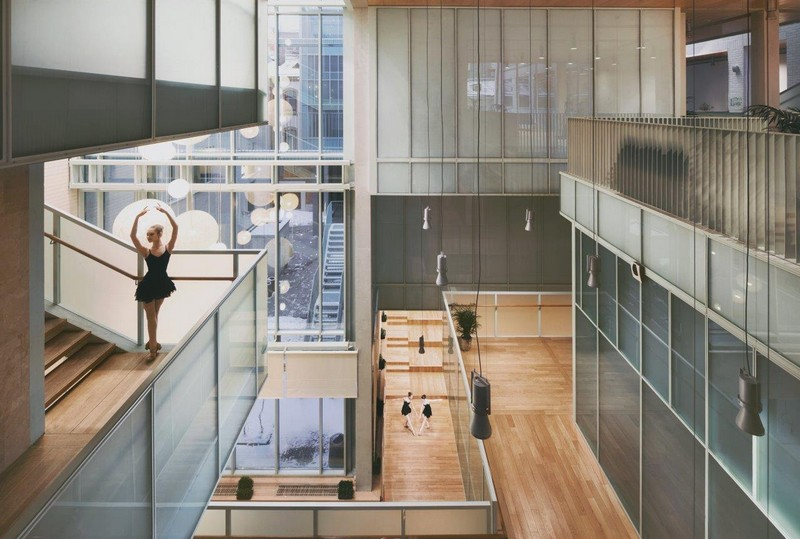 Ballet School in St Petersburg by Studio 44 Architects  03