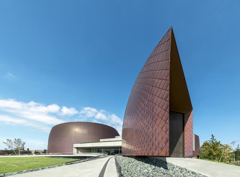 AKAGANE MUSEUM by Nikken Sekkei