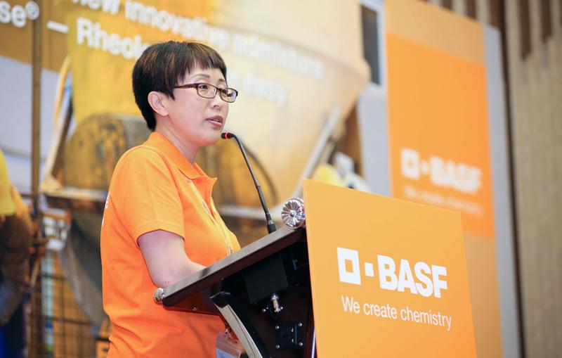 BASF - Dr Jianying Yang