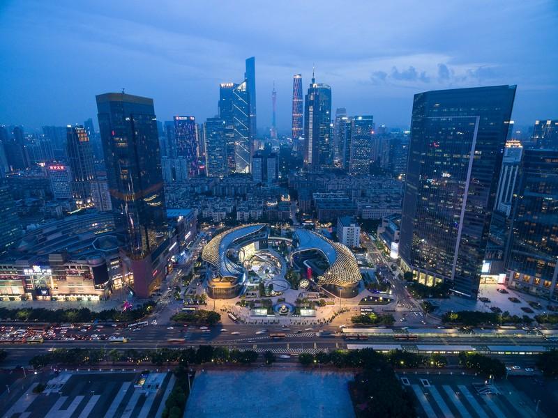 Parc Central, Guangzhou, China (3)