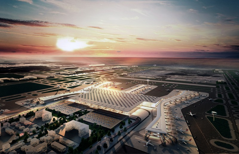 Scott Brownrigg Ltd_Istanbul New Airport01