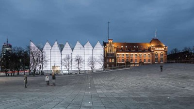 WBOY 2016 - National Musuem in Szczecin - Dialogue Centre Przelomy