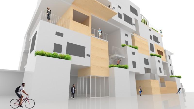 Winner & Honourable Mentions of Innovative Youth Housing Design ...