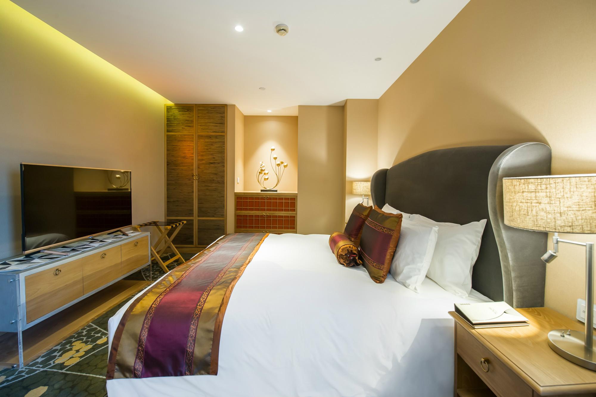 Hotel Soul_New Execuitve Suites_bedroom
