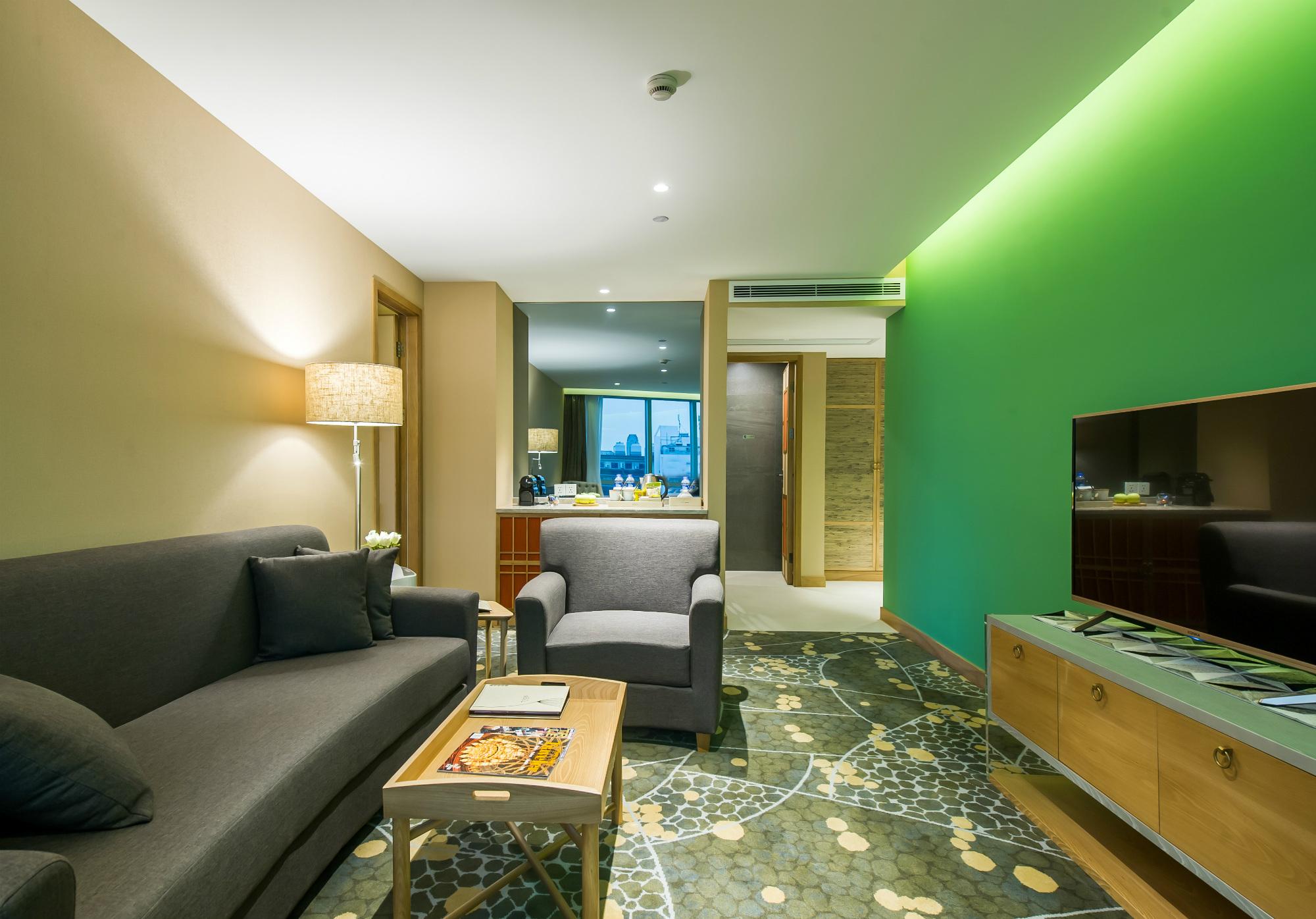 Hotel Soul_New Execuitve Suites_living room
