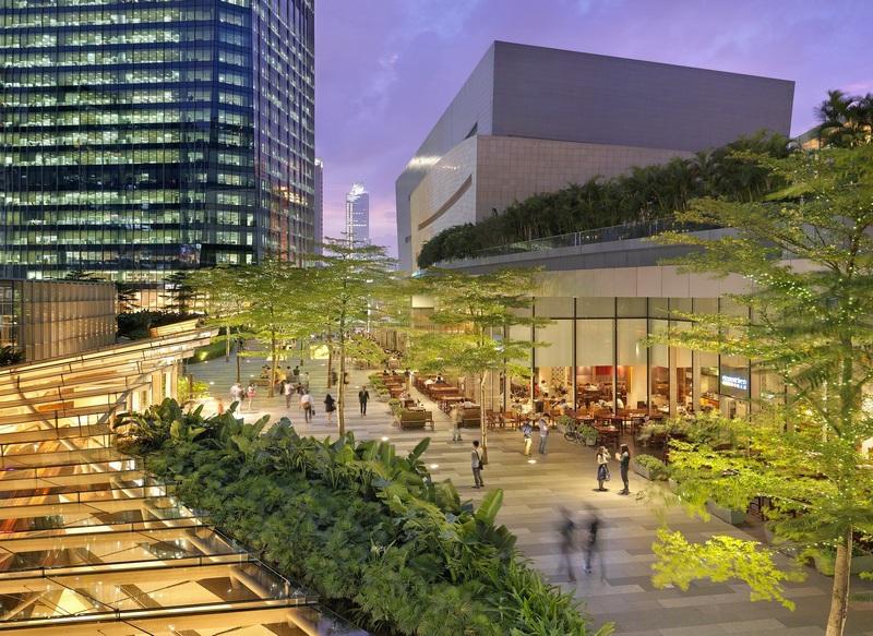 Taikoo Hui Mall In Guangzhou Achieves Leed Platinum