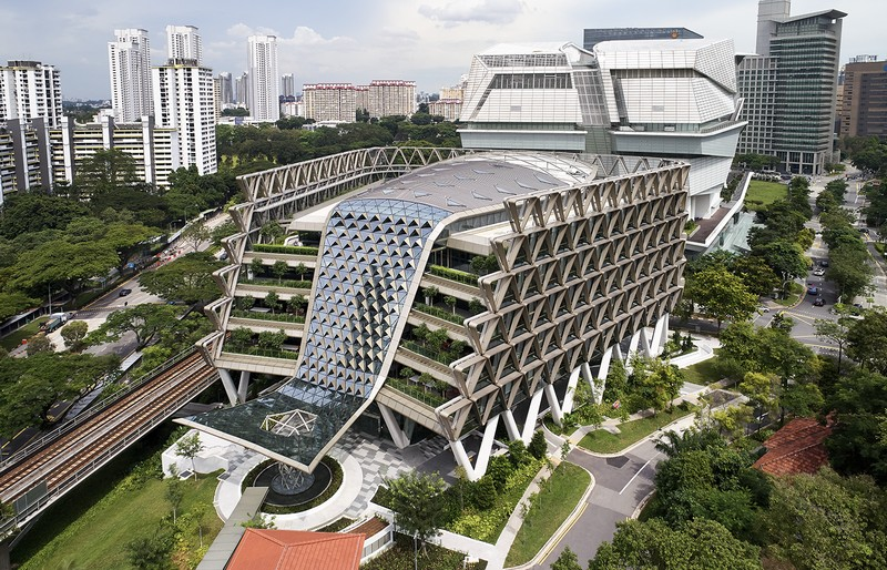 Asian regional hq singapore list companies are