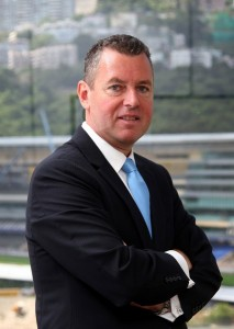 香港赛马会物业设施管理主管田国恆