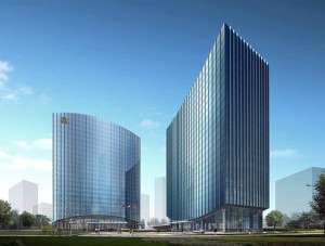 CITIC Pacific Group Headquarters and Mandarin Oriental Hotel, Sp