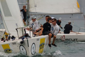 1010 Match Racing International 2013 - Ian Williams (GBR), 3rd