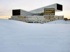 Statoil Regional and International Office - a-lab